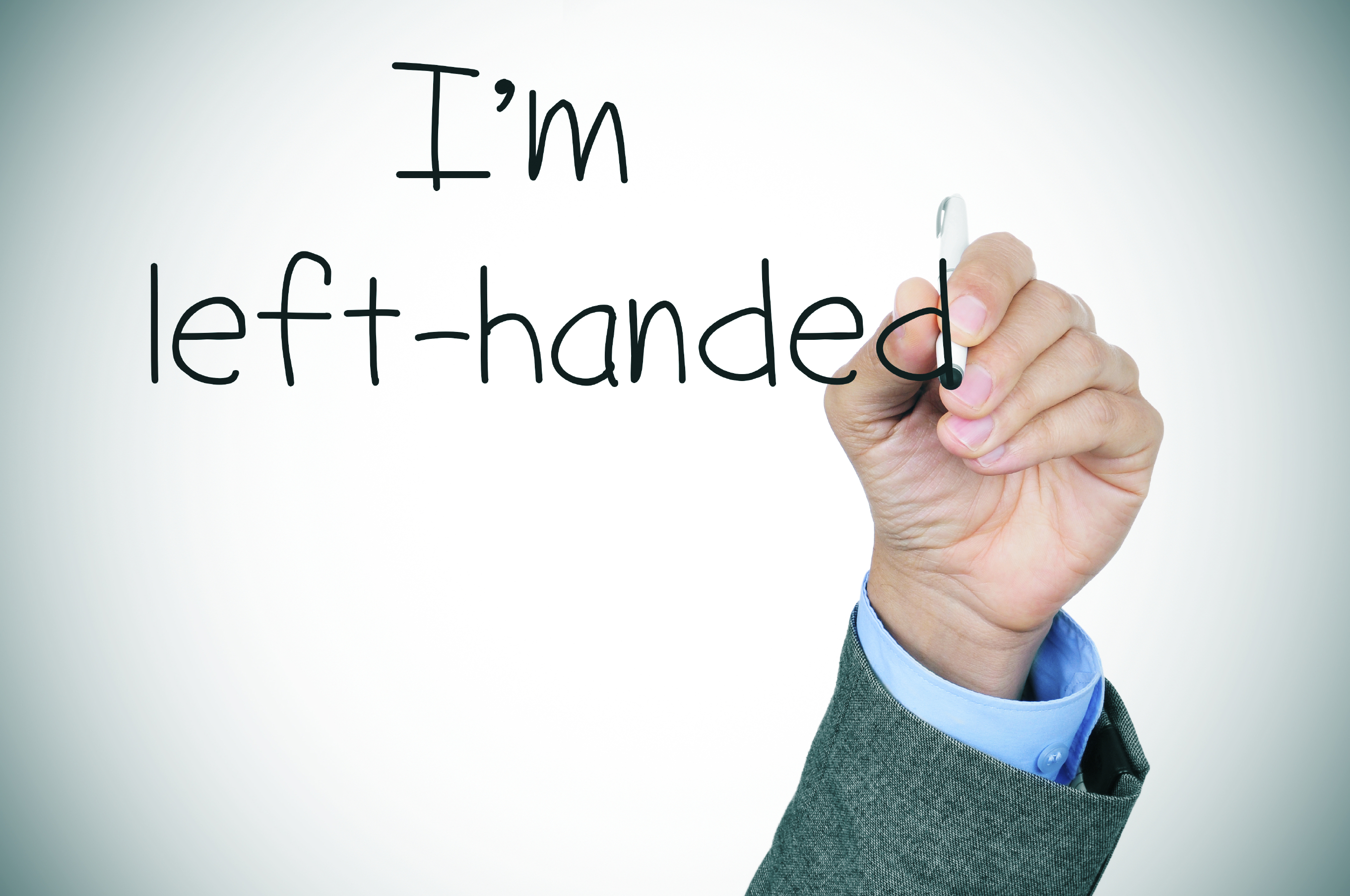 a report on left handedness Raise your hand if you're a leftie celebrity 59 famous people who are left-handed raise your hand if you're a leftie.